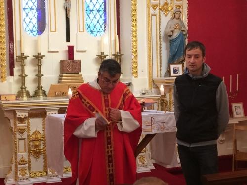 English Martyrs Mass 1