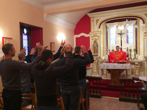English Martyrs Mass 2